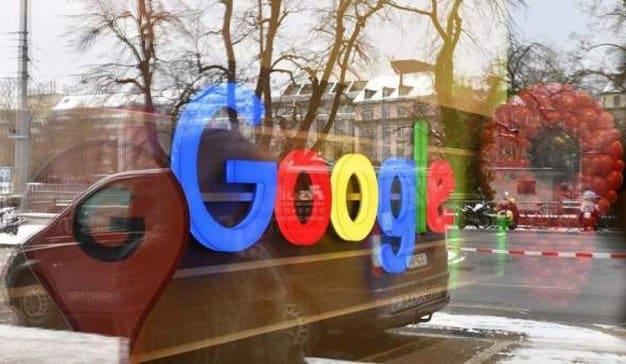 Google entidad de pago