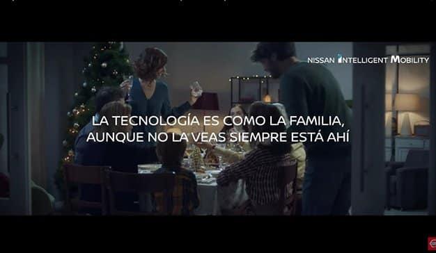 ¿Qué tienen en común la tecnología de Nissan y tu familia?