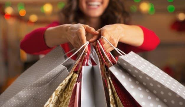 compras navidad consumidores