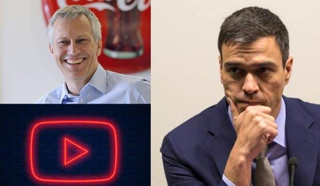 Diciembre de 2018: cambios en Coca-Cola, YouTube y rechazo de Europa a al propuesta española del impuesto digital