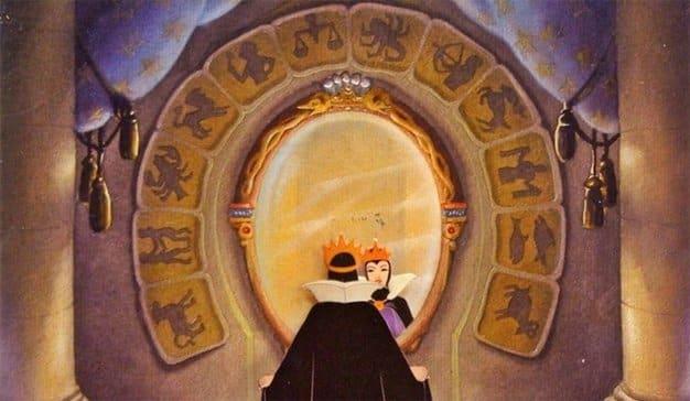 Espejito, espejito, ¿quién es la más bella del reino? La más