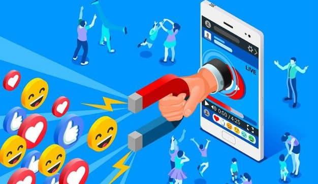 redes sociales marketing tendencias