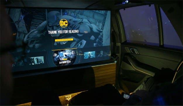 El entretenimiento a bordo del coche autónomo, una industria de 200.000 millones de dólares