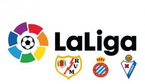 Rayo Vallecano, Espanyol y Éibar, campeones en términos de rentabilidad para sus patrocinadores de LaLiga