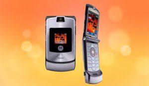 Motorola lanza en febrero una versión del teléfono RAZR por 1.500 dólares