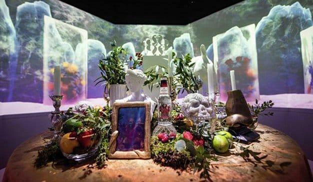 El jard n de los sentidos by royal bliss en la mbfw marketing directo - El jardin de los sentidos ...