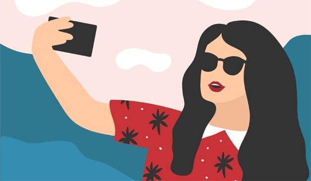 Los selfis, los (tontos) compinches de la muerte y su afiladísima guadaña