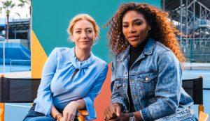 Serena Williams y Bumble llevan un mensaje de empoderamiento femenino a la Super Bowl