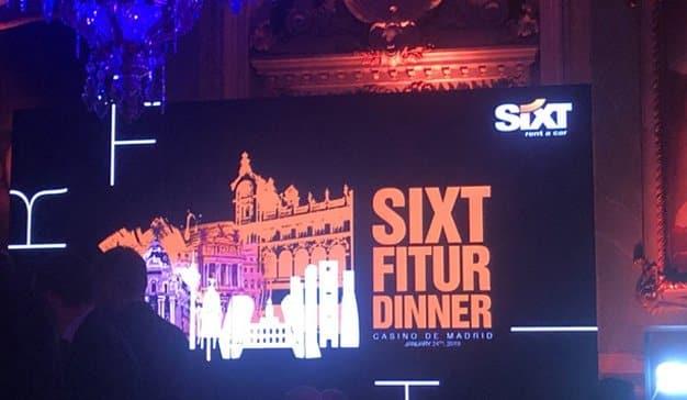 Sixt comparte y celebra en Fitur los éxitos del 2018