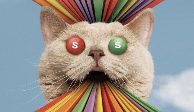 Skittles cambia la televisión por Broadway en la Super Bowl