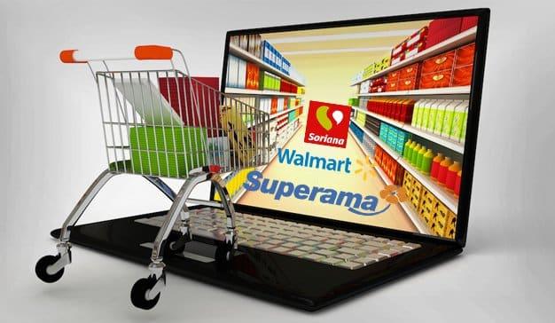 ¿Quién es quién en los supermercados del mundo online?