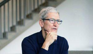 Tim Cook, CEO de Apple :