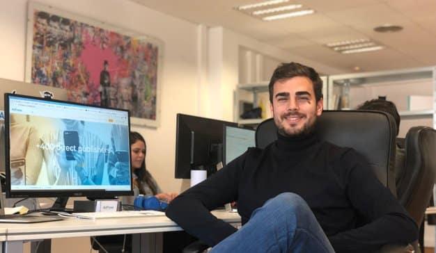 Álex Martínez CEO Adpone