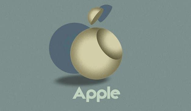 Los logos de Apple, Netflix o Instagram, al estilo Bauhaus para celebrar sus 100 años