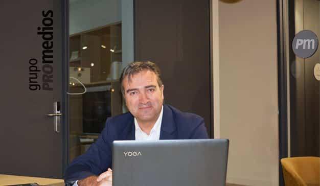 Carlos Sánchez Tulla, director general de Promedios