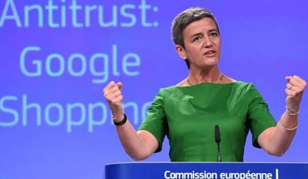 La Unión Europea pone bajo su lupa los modelos de negocio de Google, Amazon y Facebook