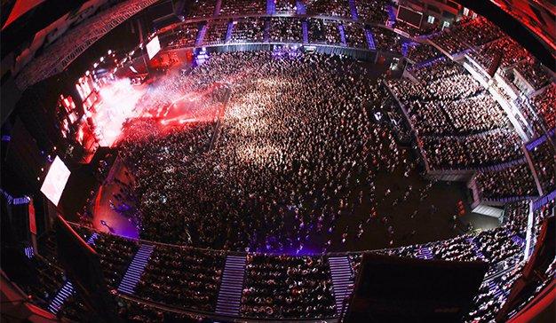 Operación Triunfo arrasa en su primer concierto de la gira