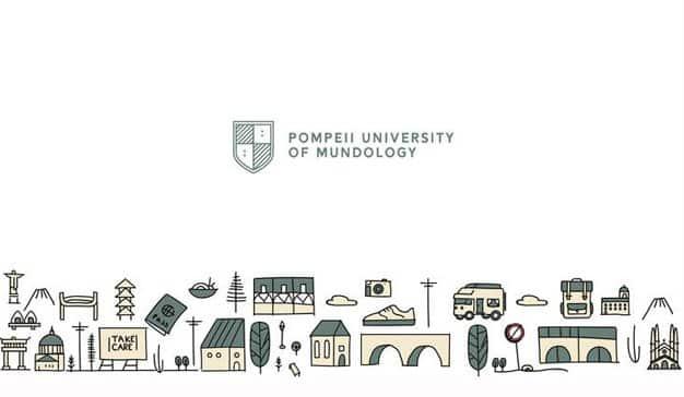 Pompeii convoca la primera edición de las becas PUM: Pompeii University Of Mundology para aprender viajando