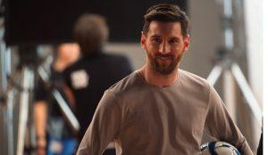 Pepsi MAX lanza su nueva campaña con Leo Messi y Mohamed Salah como protagonistas