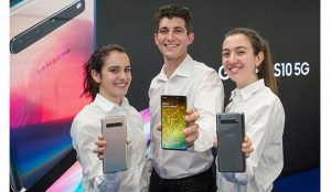 """Samsung presentará soluciones tecnológicas """"End-to-End"""" durante el MWC19"""