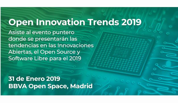 La nueva edición del Open IT Innovation Trends 2019