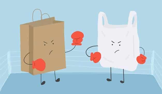 El reto del punto de venta: reducir el uso de plásticos