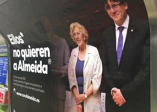 carmena_puigdemont_campaña_pp
