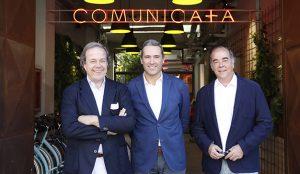 Comunica+A se une a la red de Dentsu Aegis Network
