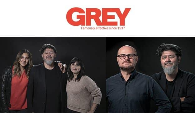 Nuevo equipo de liderazgo en Grey México y LATAM