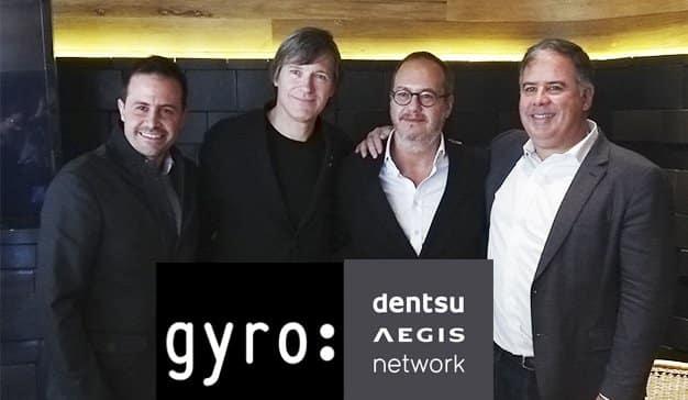Dentsu Aegis Network presenta gyro para impactar el mercado mexicano del B2B