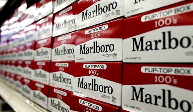 Marlboro, marca líder en ventas del sector del tabaco en
