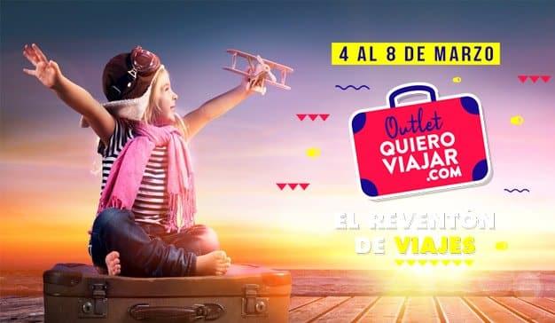 Todo listo para la 10° edición de Outlet Quiero Viajar 2019