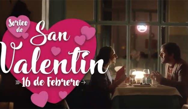 Lotería Nacional nos ofrece el mejor regalo para San Valentín en esta original campaña