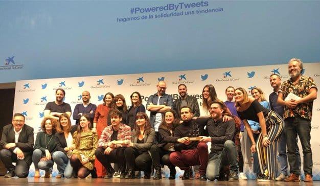 La solidaridad tiene premio en #PoweredByTweets 2019