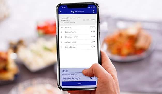 La nueva funcionalidad Pay & Go de la APP Club VIPS permitirá pagar al momento sin pedir la cuenta