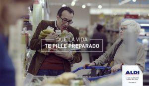 ALDI, el supermercado con el que la vida siempre le pillará preparado