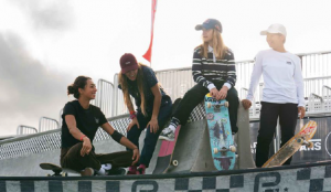 Skaters femeninas inspiran la nueva campaña de Vans