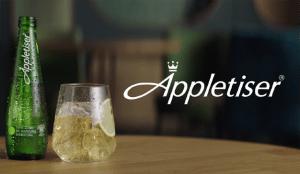 Appletiser, no es para cualquier manzana