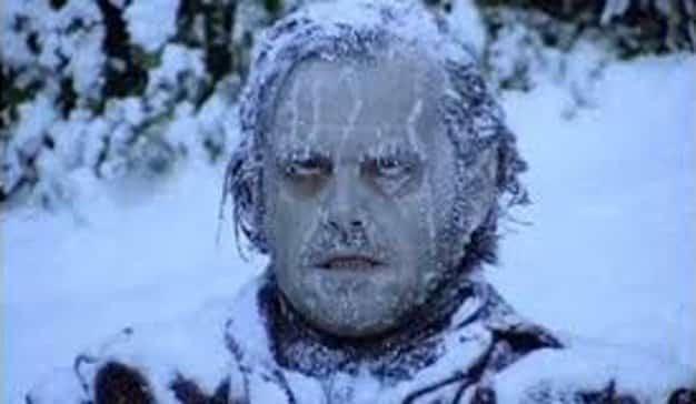 Daikin frío
