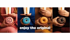 Dunkin' Coffee reivindica el origen y la figura del Dunkin