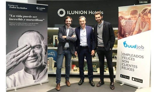 Ilunion Hotels lanza un programa pionero de reconocimiento a sus empleados