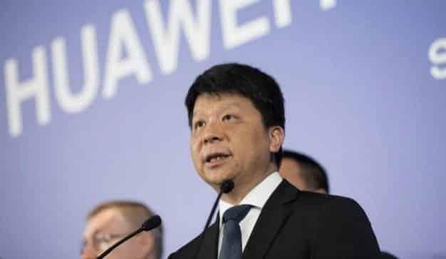 Huawei Estados Unidos