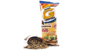 Burger King y Grefusa lanzan las Pipas G con sabor a Whopper