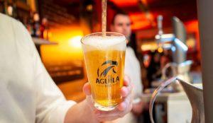 La cerveza El Águila está 'de vuelta': llega El Águila Especial Sin Filtrar