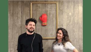 Diego Basualdo y Rossana Noceloni para liderar la producción audiovisual