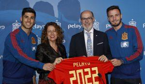 Pelayo renueva su patrocinio con la Selección Española de Fútbol