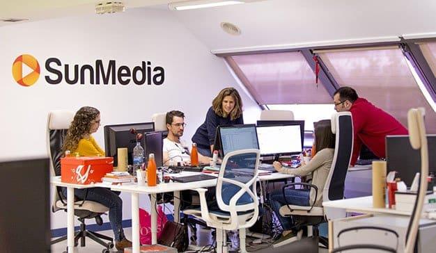 SunMedia amplía su red de publishers