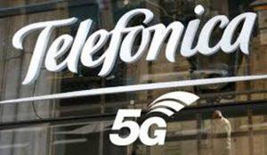 Telefónica participará en los próximos 12 meses en siete subastas de 5G en diferentes países