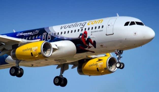 Aviones vinilados
