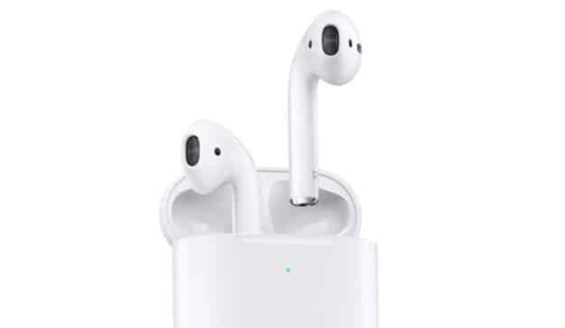 Apple lanza la segunda generación de los AirPods